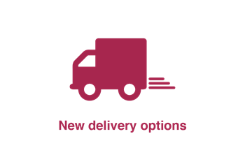New Delivery Options