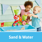 Sand and Water Products