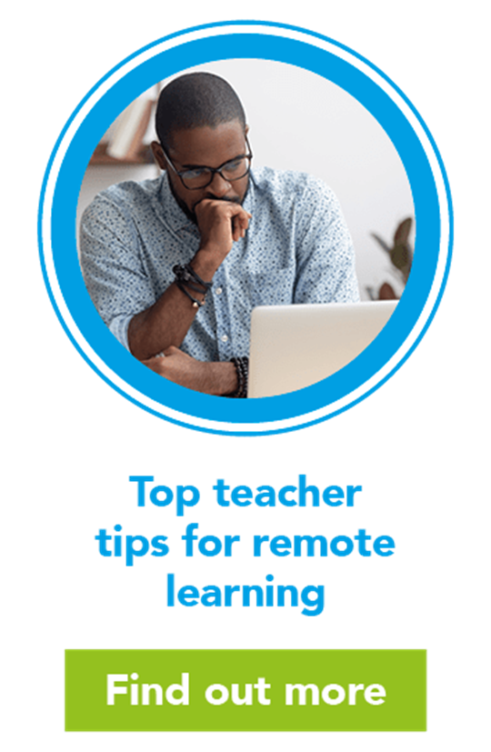 Top teacher tips for remote learning